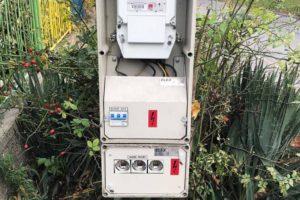 Výmena elektrickej skrine a ističov Bratislava