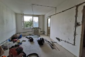 drazkovanie obyvačky nova elektrina do bytu bratislava